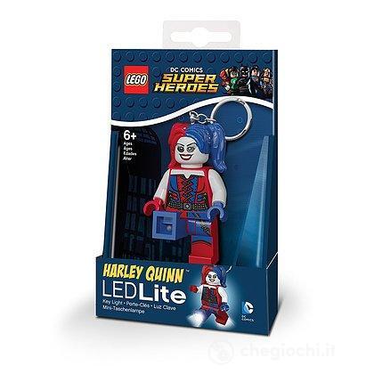 Portachiavi Torcia LEGO Harley Quinn Suicide Squad
