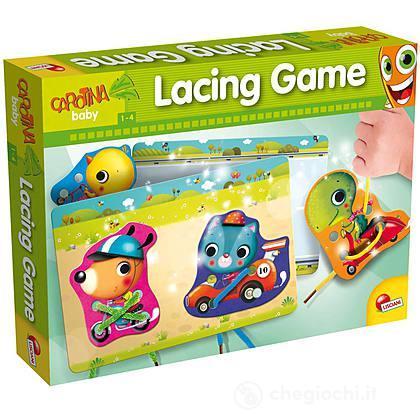 Carotina Baby Lacing Game