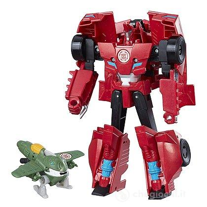 Transformers AC Great Byte - Sideswipe