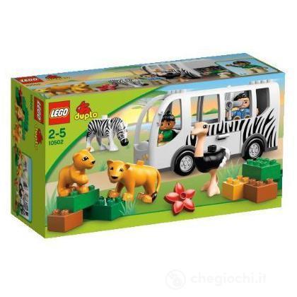 L'autobus dello zoo - Lego Duplo (10502)