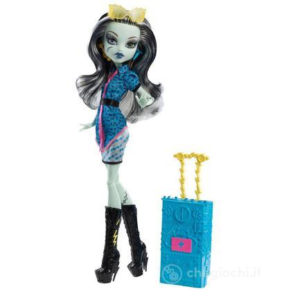 Monster High Travel - Frankie Stein (Y7647)