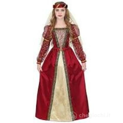 Costume Principessa Medievale 11-13 anni