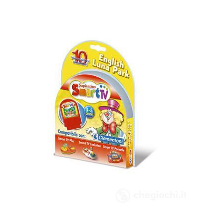 Cartuccia Smart Tv - English Luna Park