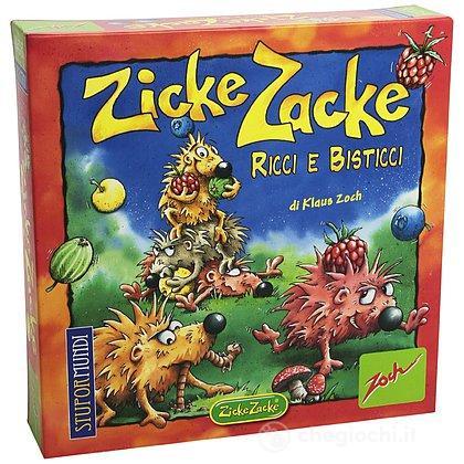 Zicke Zacke: Ricci E Bisticci