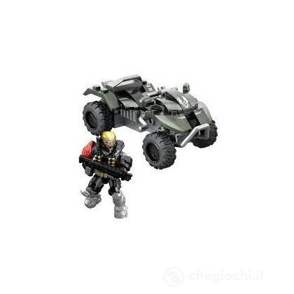 Mega Bloks Halo UNSC All-Terrain Mongoose (97339U)