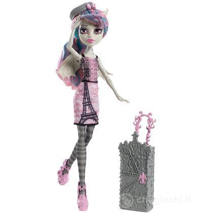 Monster High Travel - Rochelle (Y7648)