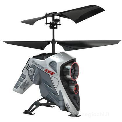 Mini Elicottero Radiocomandato Hawk Eye con cam