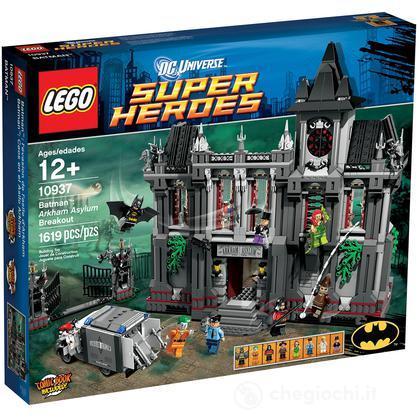 LEGO Speciale Collezionisti - Batman: evasione dall'Arkham Asylum (10937)