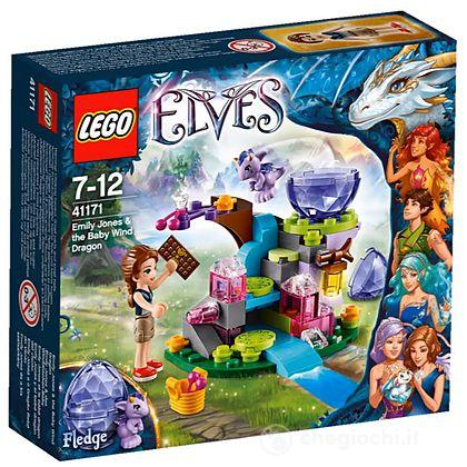 Emily Jones e il Draghetto del vento - Lego Elves (41171)