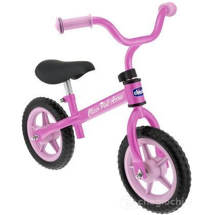 Bicicletta Balance Bike Pink (171610)
