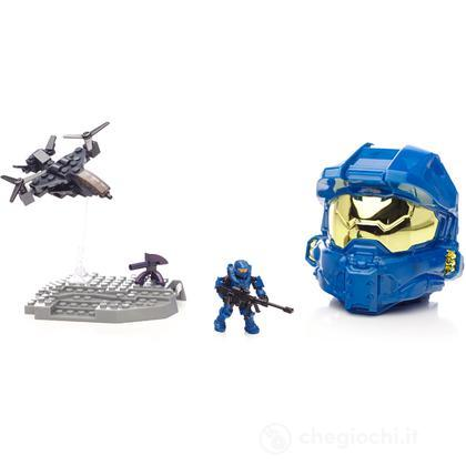 Mega Bloks Halo Micro-Fleet Falcon Conquest (97341U)