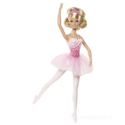 Barbie principessa ballerina rosa (W2921)