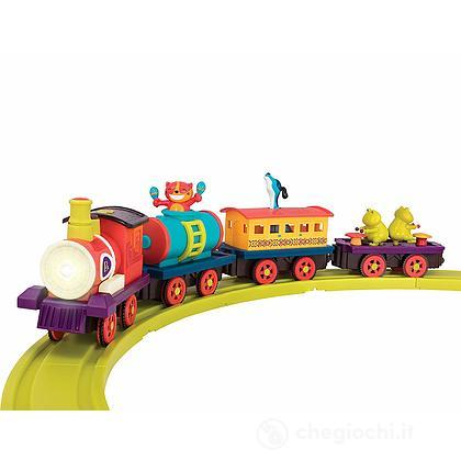 Trenino musicale animali - The Critter Express (BX1617Z)
