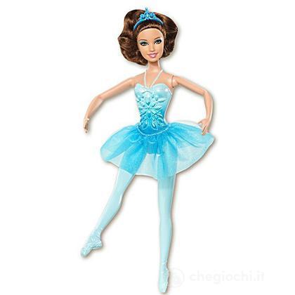 Barbie principessa ballerina azzurra (W2922)