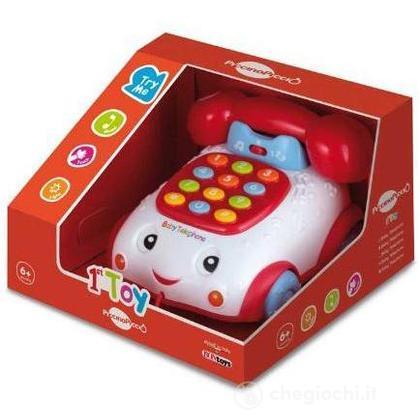 Telefono baby Piccini Picciò PPH1631