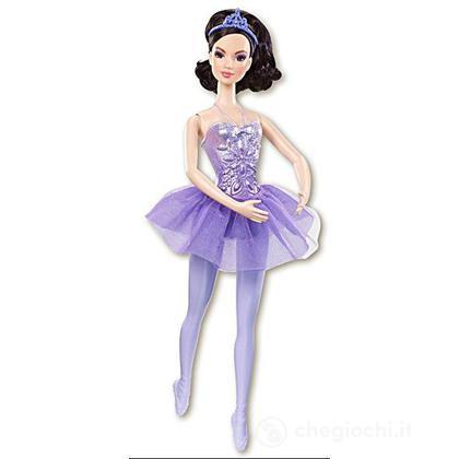 Barbie principessa ballerina viola (W2923)