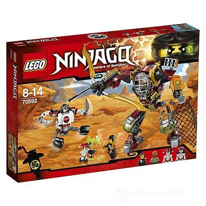 M.E.C. di salvataggio - Lego Ninjago (70592)