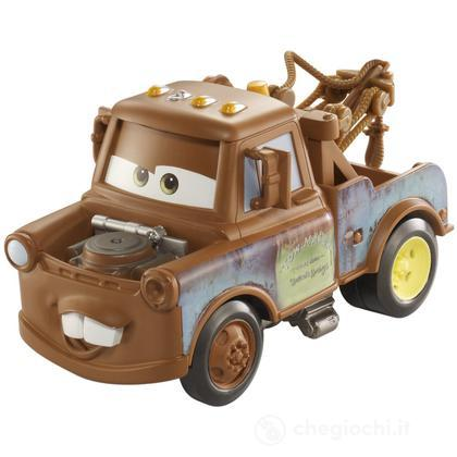 Cricchetto Cars 2 Veicoli 1:55 Luci e Suoni (W1704)
