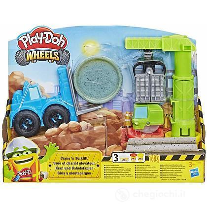 Play-Doh Gru e montacarichi