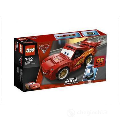 LEGO Cars - Saetta McQueen - versione deluxe (8484)