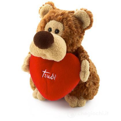 Trudino orso con cuore