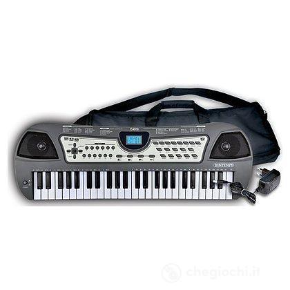 Tastiera Digitale 49 Tasti con Adattore (15 4910)