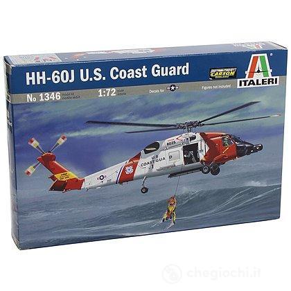 Modellino Elicottero U.S. Coast Guard HH 60J U.S. (1346S)