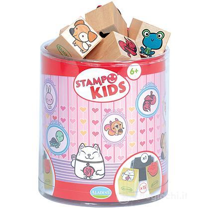 Stampo Kids - Kawai