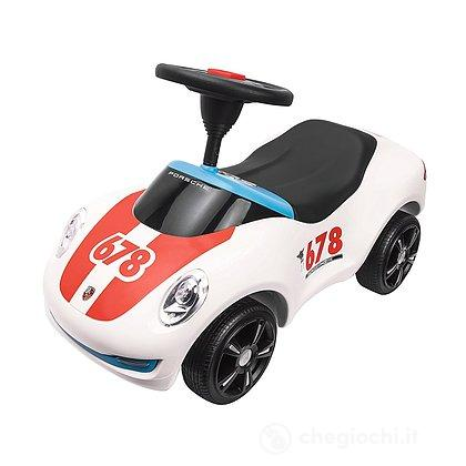 Cavalcabile Porsche bianca (800056348)