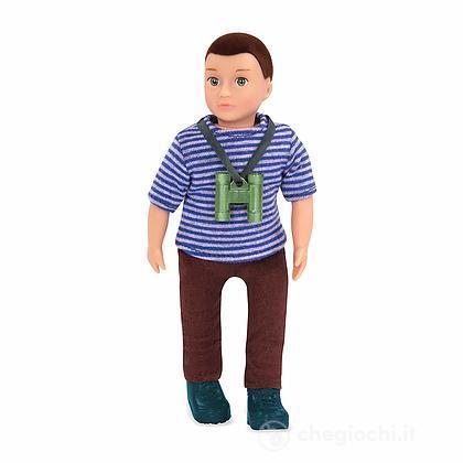 Bambola Lori Sullivan, Boy Doll Esploratore (LO31110Z)