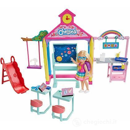 Barbie La Scuola di Chelsea Playset (GHV80)