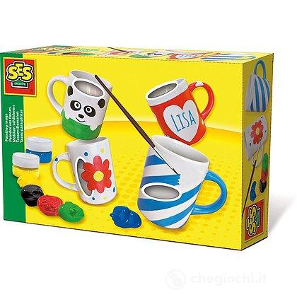 4 Tazze Mug Da Dipingere (2200349)