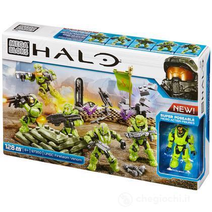 Mega Bloks Halo UNSC Squadra di Fuoco Team Venom (97350U)