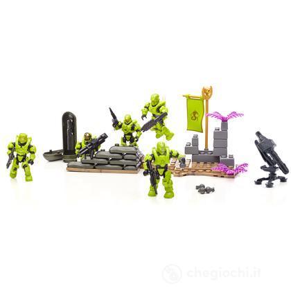 Fuoco Squadra Unsc Di Halo Team Mega Bloks Venom97350u dxBorCeW