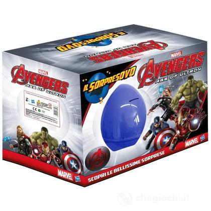 Sorpresovo Avengers 2015