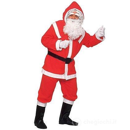 Costume Adulto Babbo Natale taglia unica
