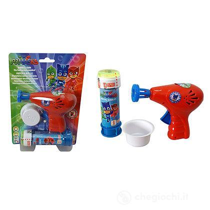 PJ Masks pistola spara bolle sapone (500173518)