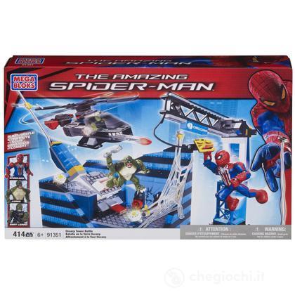 Playset battaglia Spider-Man (91351)