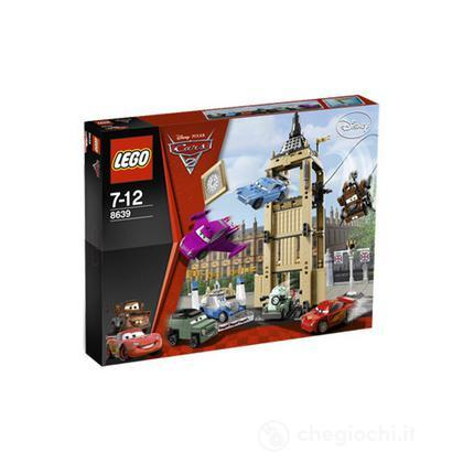 LEGO Cars - L'evasione di Big Bentley (8639)