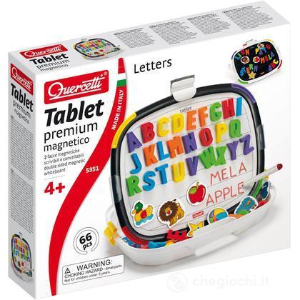 Tablet Premium Upper-case letters (5351)