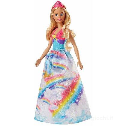 Barbie Principessa della Baia Dell'Arcobaleno (FJC95)