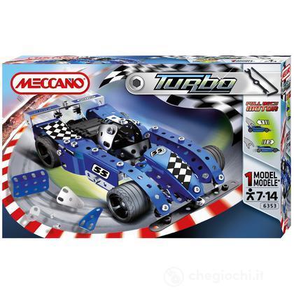 Turbo Evolution Blue  (886353)