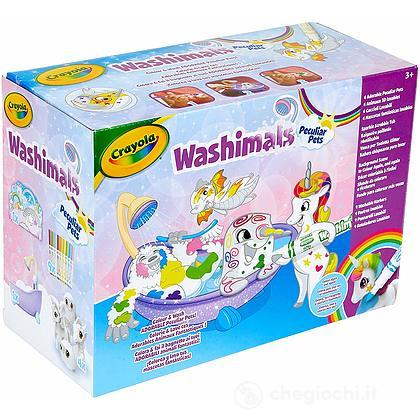 Washimals Set attività Animaletti Fantasiosi (74-7354)