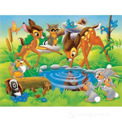 Bambi al ruscello