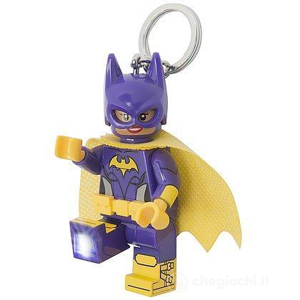 Portachiavi Torcia LEGO Batman Movie Batgirl