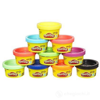 Play-Doh Colori Fantasia 10 vasetti (M28640)