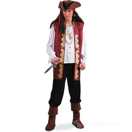 Costume adulto Pirata M (80355)