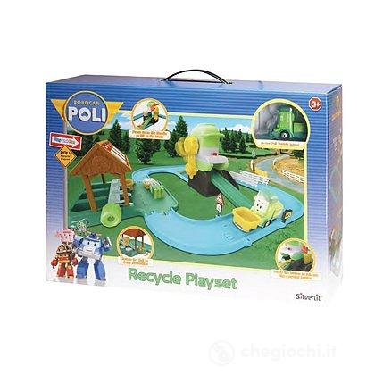Robocar Poli Recycle Playset  (83155)