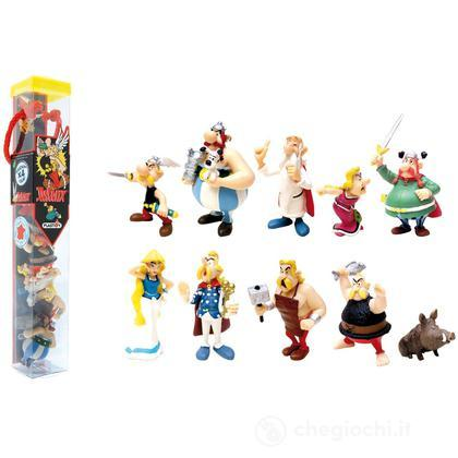 Tubo - Asterix 10 figure