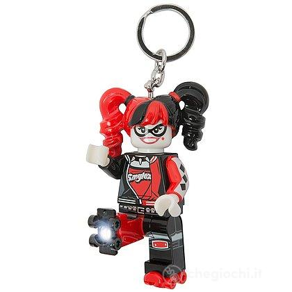 Portachiavi Torcia LEGO Batman Movie Harley Quinn